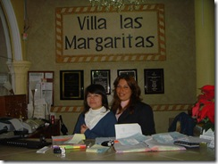 Graciela & Emma - Receptionists